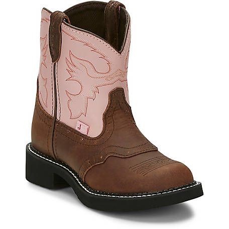 Justin Kid's 6 in. Gypsy Cowgirl Collection Boot