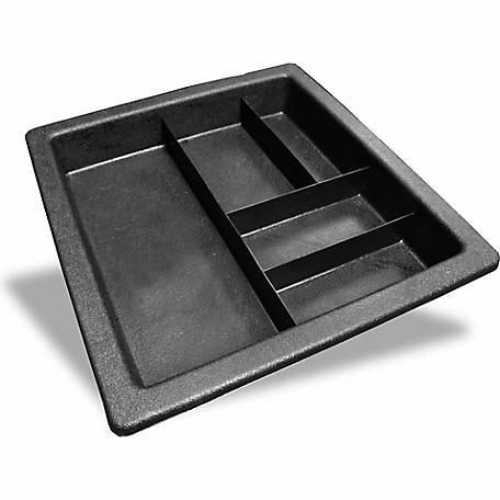 Better Built Plastic Truck Tool Box Tray 5 Pocket At Tractor Supply Co