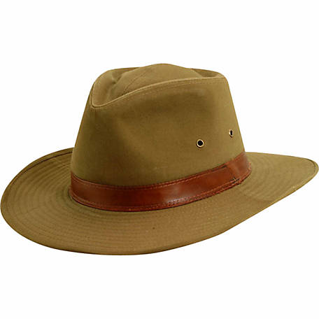 DPC Outdoor Men's Outback Hat, Cotton