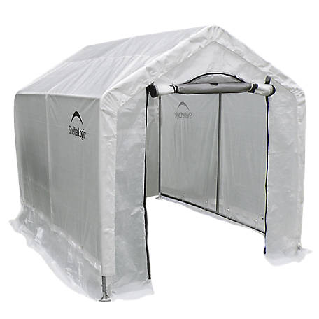 ShelterLogic GrowIt Heavy Duty Walk-Thru Greenhouse, Peak-Style, 12 ft. x 20 ft. x 8 ft.