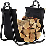 ShelterLogic Hearth Accessories Log Holder with Canvas Carrier