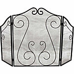 ShelterLogic Fireplace Scrollwork Screen
