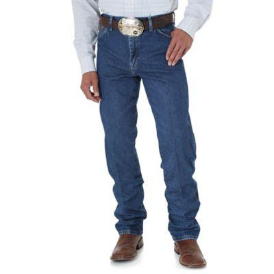 d4744ad8 Wrangler Men's George Strait Cowboy Cut Original Fit Jean