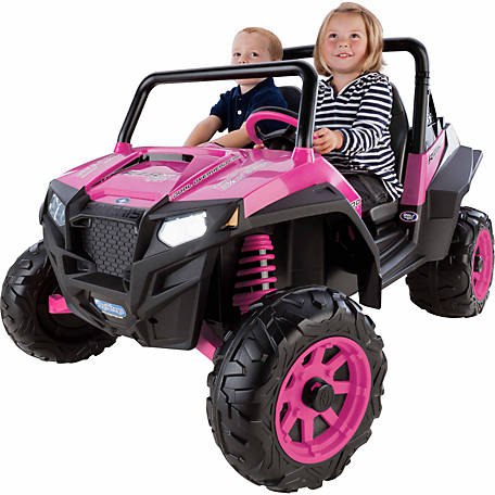 Peg Perego Ride On Toys >> Peg Perego Polaris Rzr 900 Pink At Tractor Supply Co
