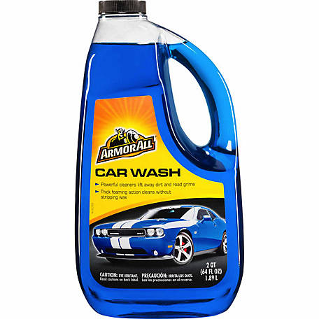 Armor All Car Wash, 64 fl. oz.