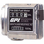 GPI 1 in. Mechanical Fuel Meter, FM-200-G8N