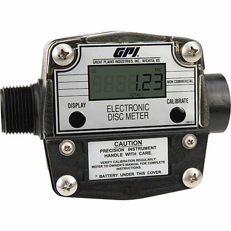 GPI 1 in. FM-300H Electronic Disc Meter