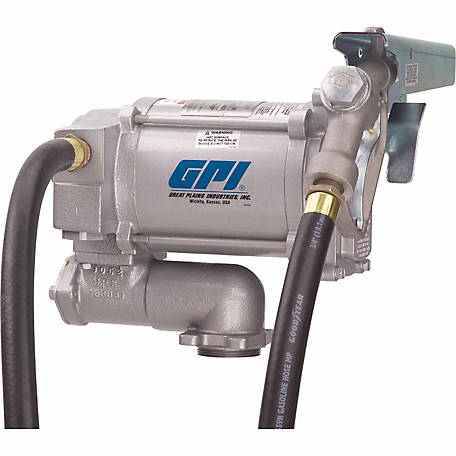GPI M-3120-ML 115V Fuel Pump