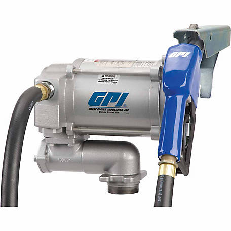 GPI M-3120-AL 115V Fuel Pump