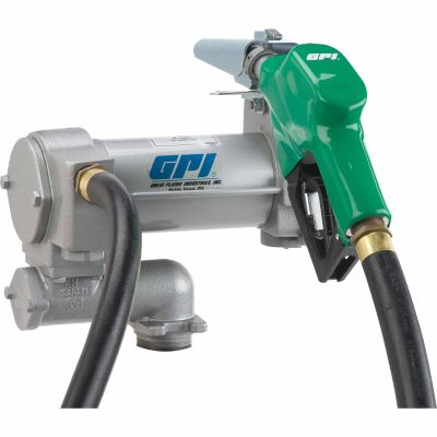Buy GPI M-3025CB-AD 12V Fuel Pump with 18 ft. Hose & Power Cord Online