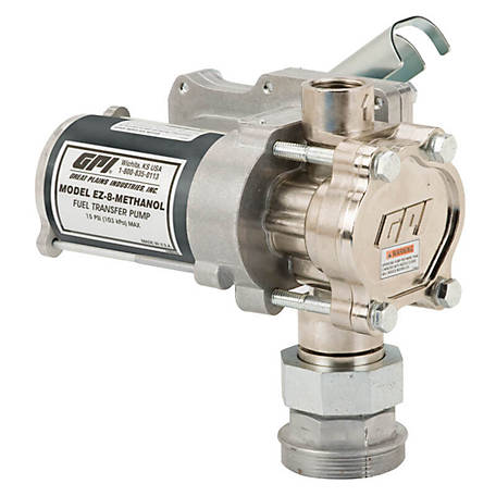 GPI EZ-8-METHANOL-PO 12V Fuel Pump