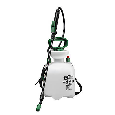 GroundWork Pump Sprayer, 1/2 gal. Capacity, LFSX-CS2B