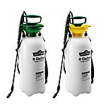 GroundWork Pump Sprayer, 2 gal. Capacity, Pack of 2