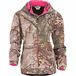 Berne Ladies' Realtree Xtra Camouflage Softshell Jacket