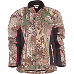 Berne Ladies' Softshell Jacket with Realtree Xtra Camouflage Accents