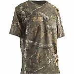 Berne Men's Realtree Xtra Camouflage Short Sleeve Pocket T-Shirt
