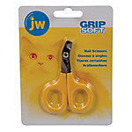 JW Pet Gripsoft Cat Nail Clippers, 65026