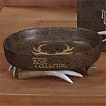 Bone Collector Soap Dish, Brown