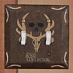 Bone Collector Double Switch Plate