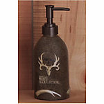 Bone Collector Lotion Pump, Brown