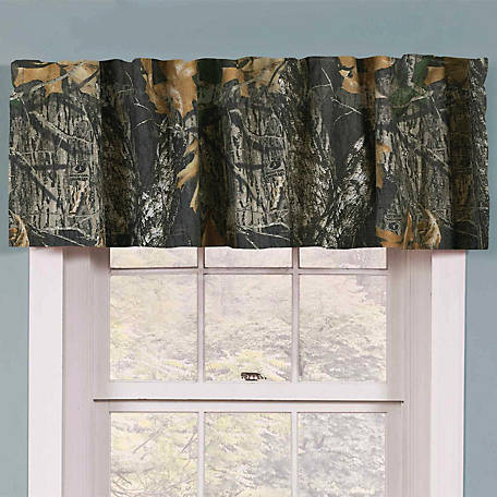 Mossy Oak New Break Up Valances, 88 in. x 18 in.