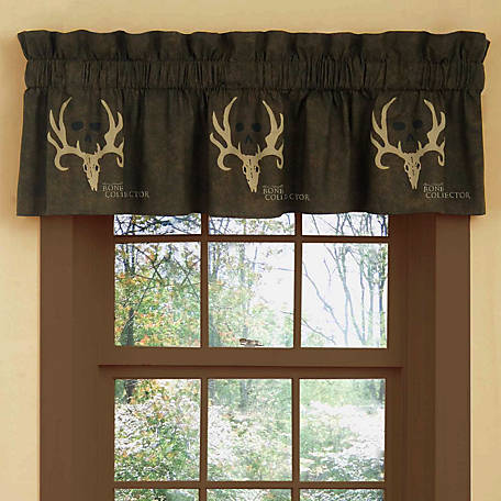 Bone Collector Valances, 88 in. x 18 in.