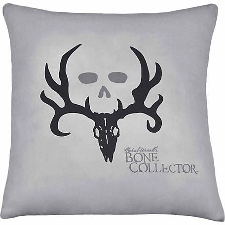 Bone Collector Square Pillow