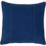 Karin Maki Denim Square Pillow, 18 in. x 18 in.