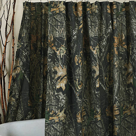 Mossy Oak New Break Up Shower Curtain 72 In X No Liner At Tractor Supply Co