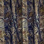 Realtree All Purpose Shower Curtain, 72 in. x 72 in., No Liner