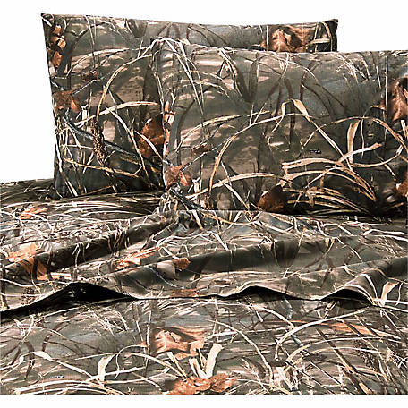 Realtree Max-4 Twin Sheet Set