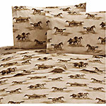 Karin Maki Wild Horse Twin Sheet Set