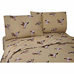 Blue Ridge Trading Duck Approach Twin Sheet Set