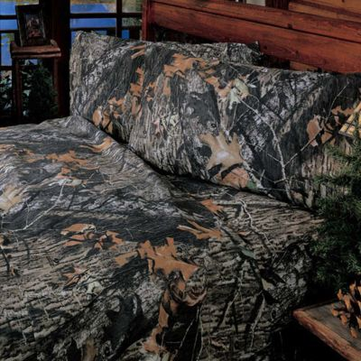 Mossy Oak New Break Up Full Sheet Set