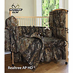 Realtree All Purpose Three Piece Crib Set