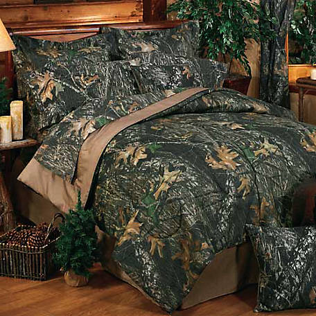 Mossy Oak New Break Up Twin Comforter Set