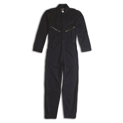Walls Men S Cotton Twill Non Insulated Coverall Navy At Tractor Supply Co
