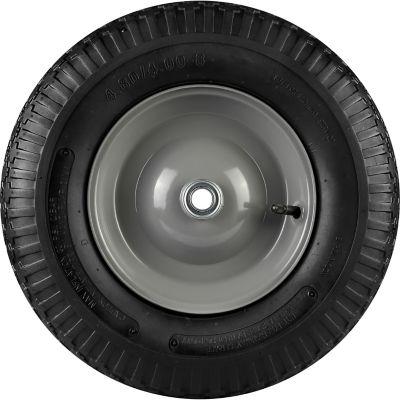 Pneumatic Tire; Diamond Tread; 16 in. x 4.00-8