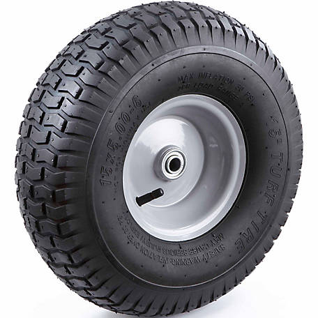 Farm & Ranch Replacement Tire, 15 in. Wide Profile