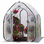 FlowerHouse PlantHouse 5, 5 ft. x 5 ft. x 6-1/2 ft.