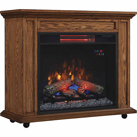 Duraflame Infrared Rolling Mantel