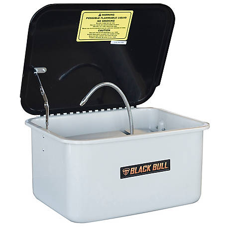 Black Bull 3-1/2 Gallon Portable Parts Washer