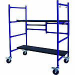 Pro-Series 4 Foot Roll And Fold Mini Scaffold