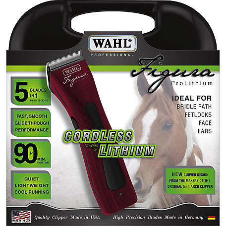 Wahl Figura Lithium Ion Adjustable Blade Clipper