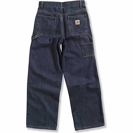 Carhartt Kids Denim Dungaree Jeans