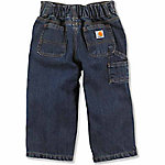 Carhartt Boy's Denim Dungaree Jeans