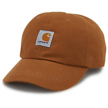 Carhartt Youth Signature Canvas Cap