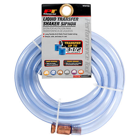 Performance Tool Shaker Siphon Hose, W54154