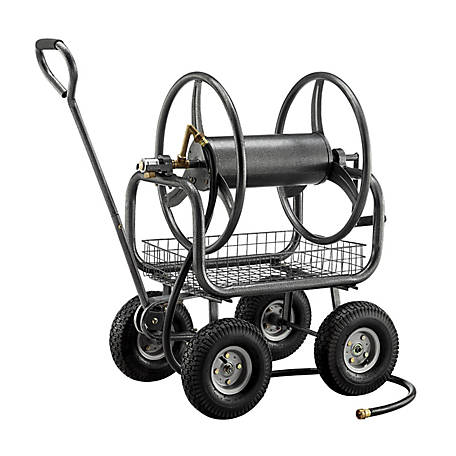 GroundWork Hose Reel Cart, 400 ft. , TC4717A