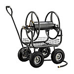 GroundWork Hose Reel Cart, 400 ft.